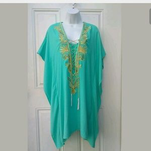 NWOT LILLY PULITZER $248 Chai Caftan